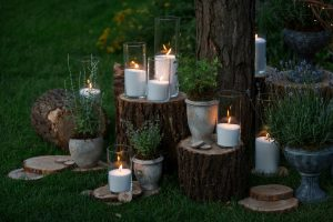Small tricks on how to beautify your outdoor space