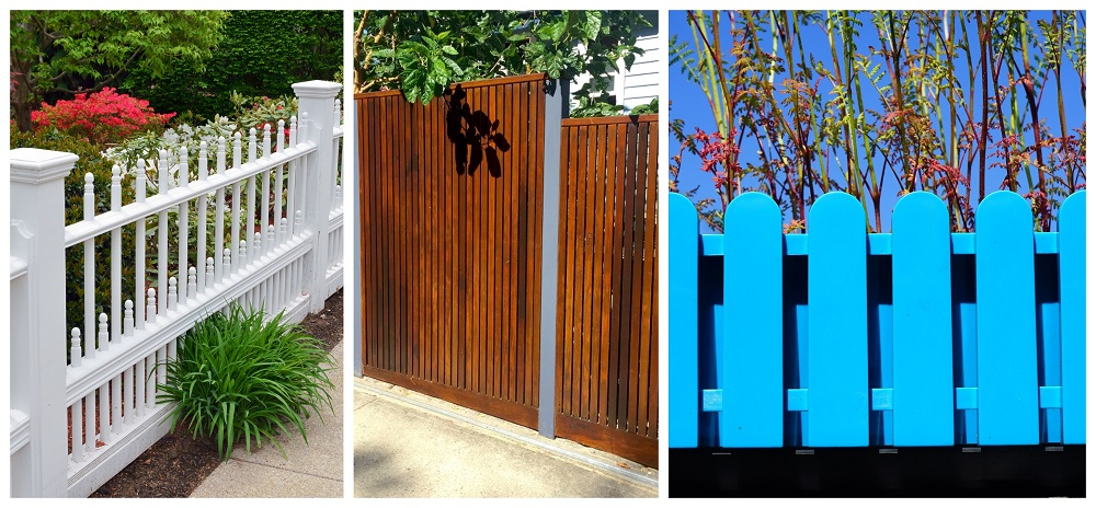 Beautiful Fences - Secure Your Home Garden With Style