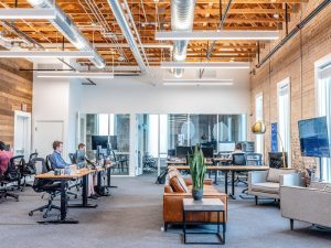 How To Create An Office Space Millennials Will Love