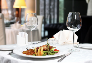 Let's Discuss What's So Fine About Fine Dining-Dining