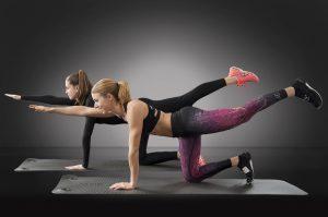 women, exercise