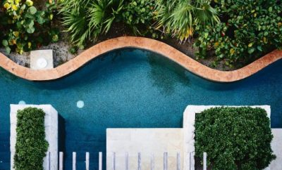 coastal homes, pools