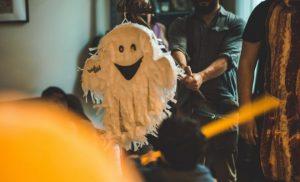 Halloween, party,