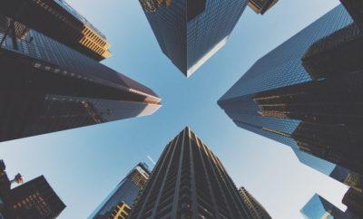 skyscrapers, buildings,