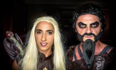Game of Thrones, Halloween, Costumes