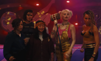 Trailer, Harley Quinn, Margot Robbie
