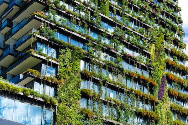 green energy buildings