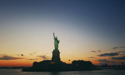 Statue of Liberty, USA, America