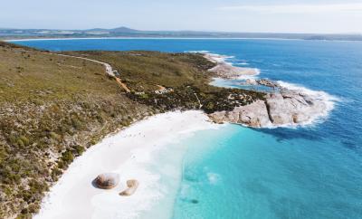 coastal Australia, beach, ocean,