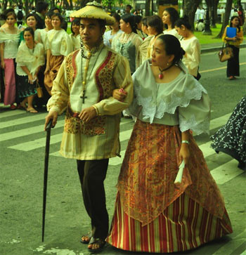 Philippines dress