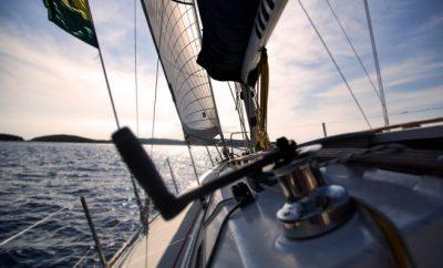 boat, ocean, yacht