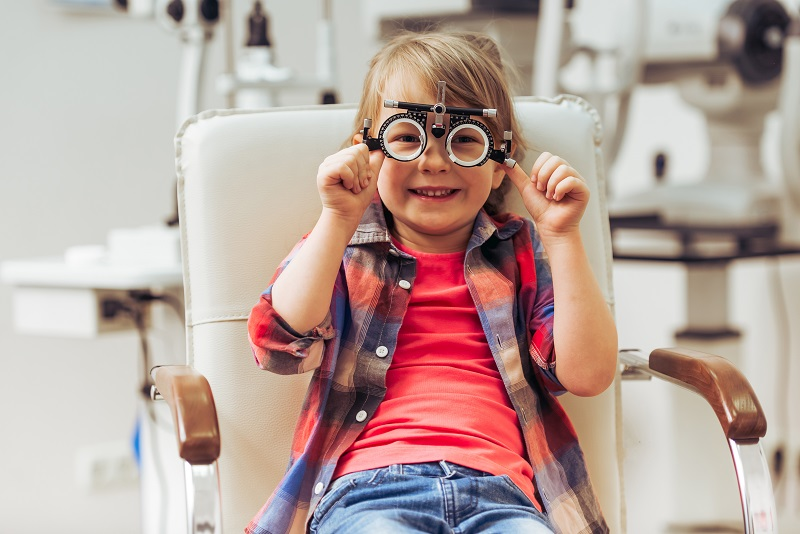 6 Proven Signs That Show A Kids Eye Test Is Essential- Kids Eye Test