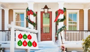 Festive home for sale