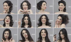 Women's Hairstyles Through the Decades