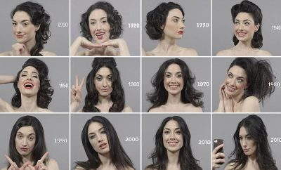 Women's Hairstyles Through the Decades