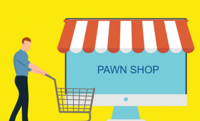 buy or sell items at Pawn Shop