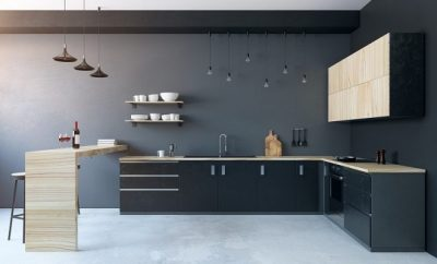 kitchen, design, house