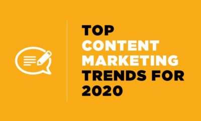 Content marketing, trends