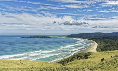 NZ, Beach, New Zealand