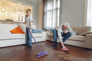 How To Keep Your House Clean During Self -Isolation