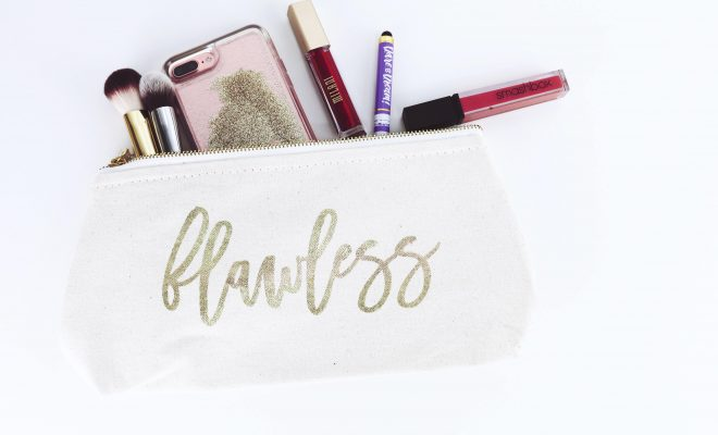 make-up travel bag