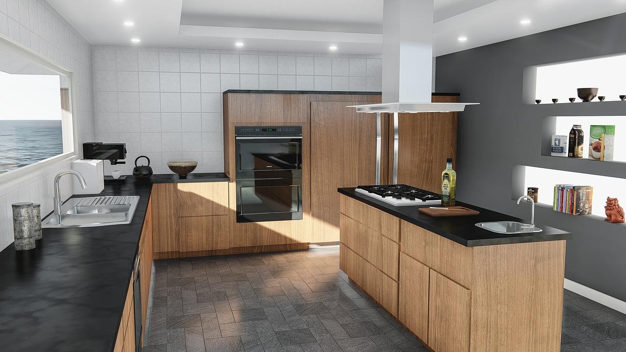Laminate Kitchen Benchtops