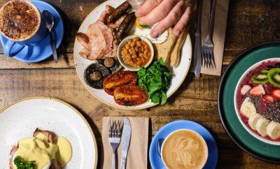 Plate, food, restaurant,