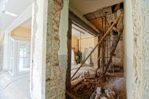 renovation, old house,