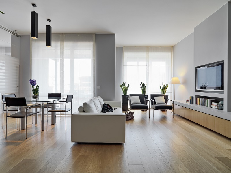 5 Reasons Why You Should Choose Hybrid Flooring