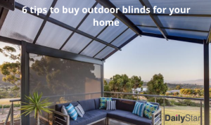 outdoor, blind