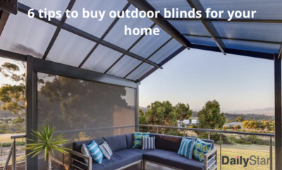 outdoor, blind