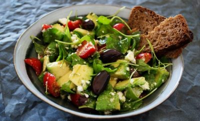 bowl of salad, health diet,