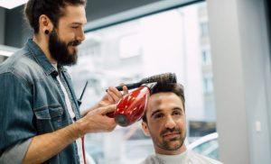 Men's Hairdresser, Men's grooming