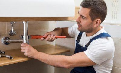 plumber, sink repair,