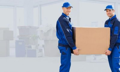 removalists carrying a box