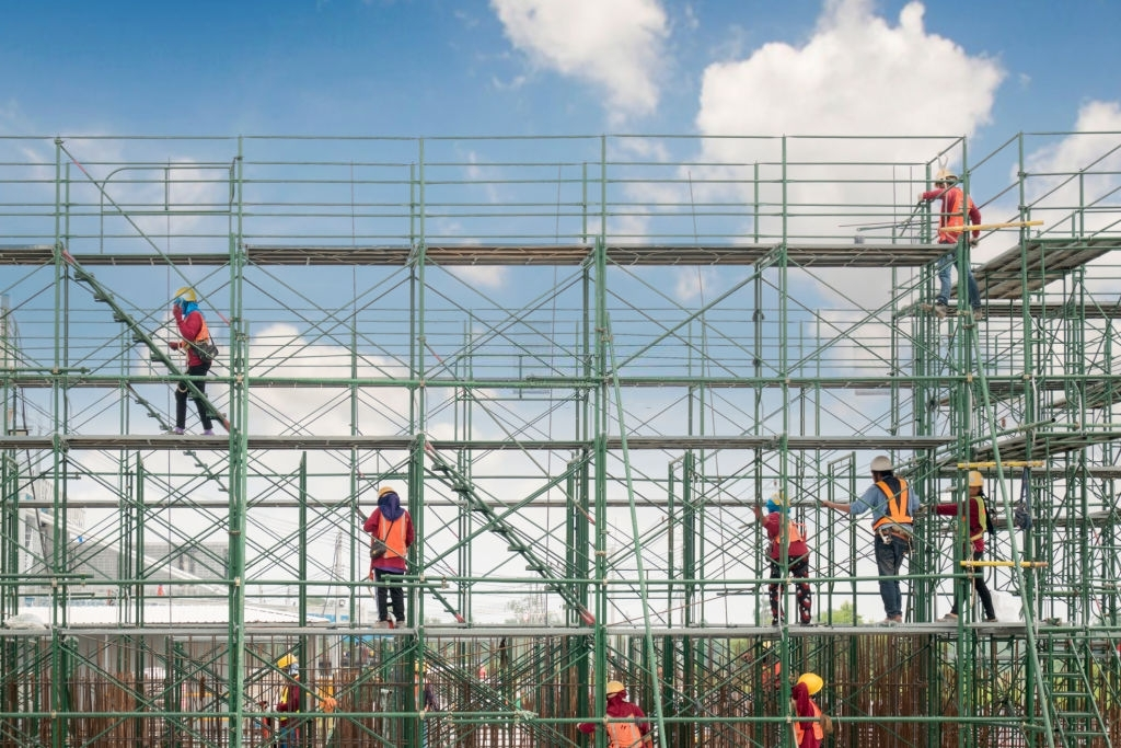 The Key Benefits Of Choosing a Professional Scaffold Hire Company