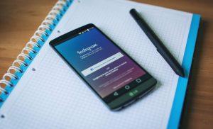 Phone, social media