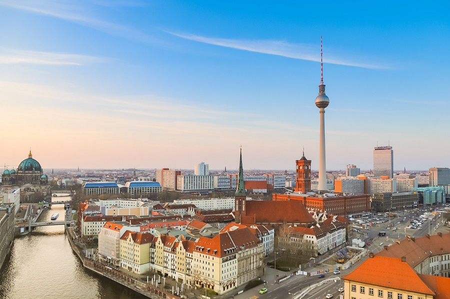 5 Best Places Around Europe for Dream Vacations- Berlin-Germany