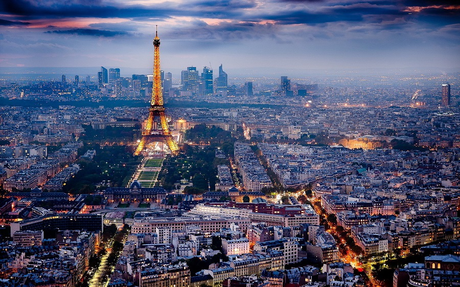 5 Best Places Around Europe for Dream Vacations- Paris-France