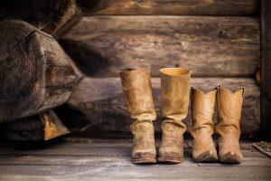 PEE boots