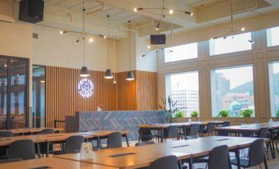 Coffee shop decor,