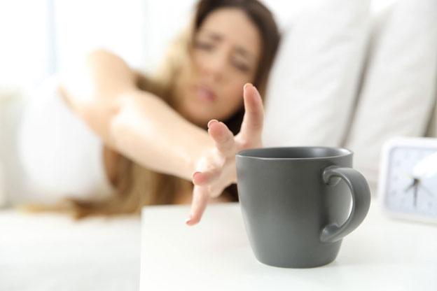 5 Mistakes That Deny You Quality Sleep- caffeine-sleeping-hour