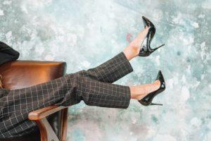 Choosing the best heel type