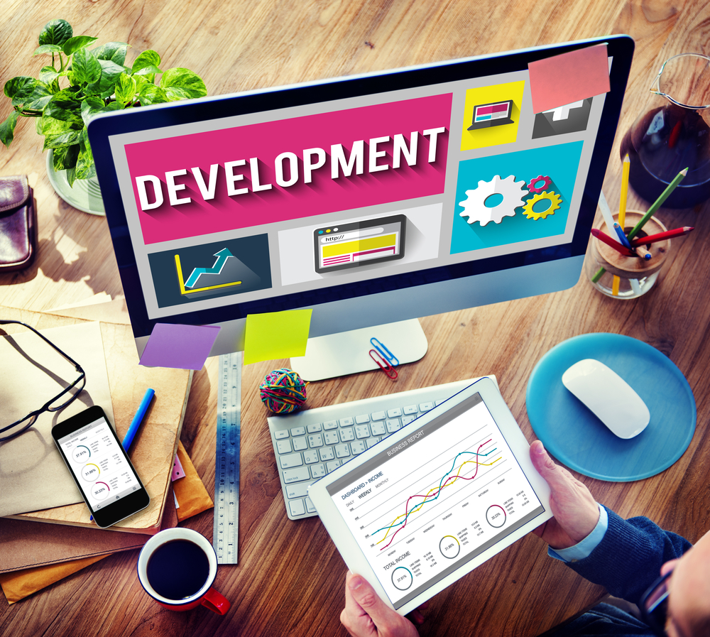 web development- Create An Everlasting Impression with The Right Website Development Company
