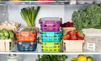 Environmental friendly food containers