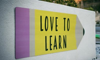 Learning, Love to learn